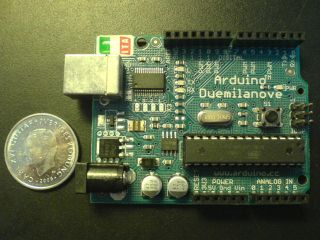 A picture of my Arduino